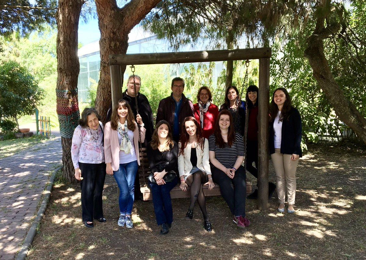 IPA+ team in Lisbon
